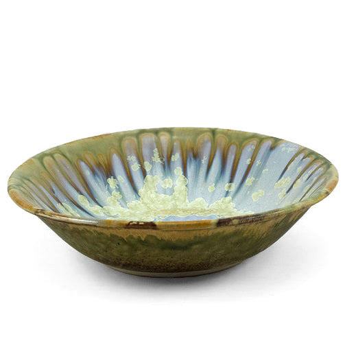 AE Ceramics - Round Series - Soup Bowl in Abalone & Tortoise