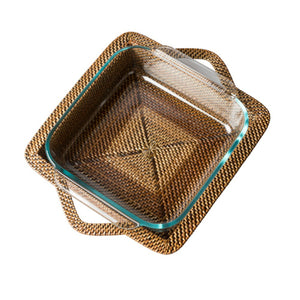 Calaisio - Square Baker with Pyrex Dish - 3 QT