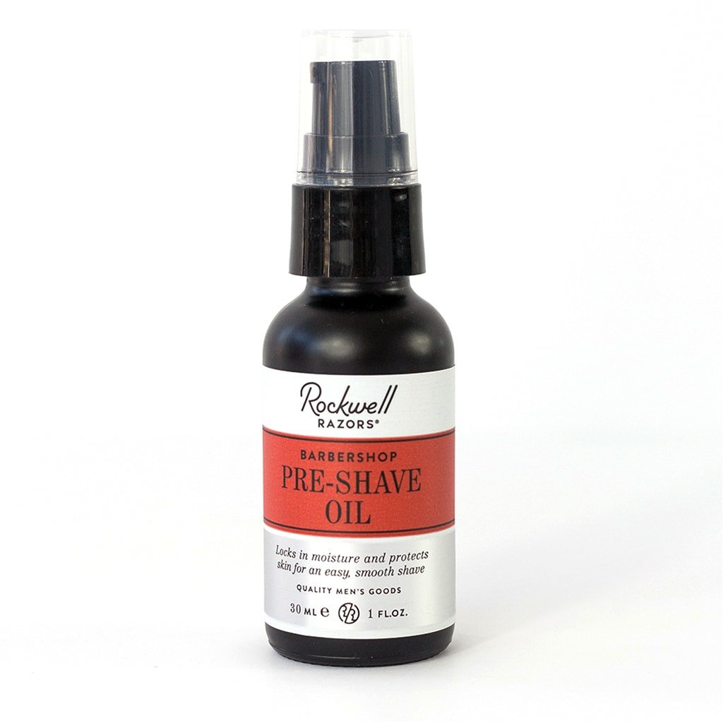 Rockwell Razors - Barbershop Scent - Pre-Shave Oil