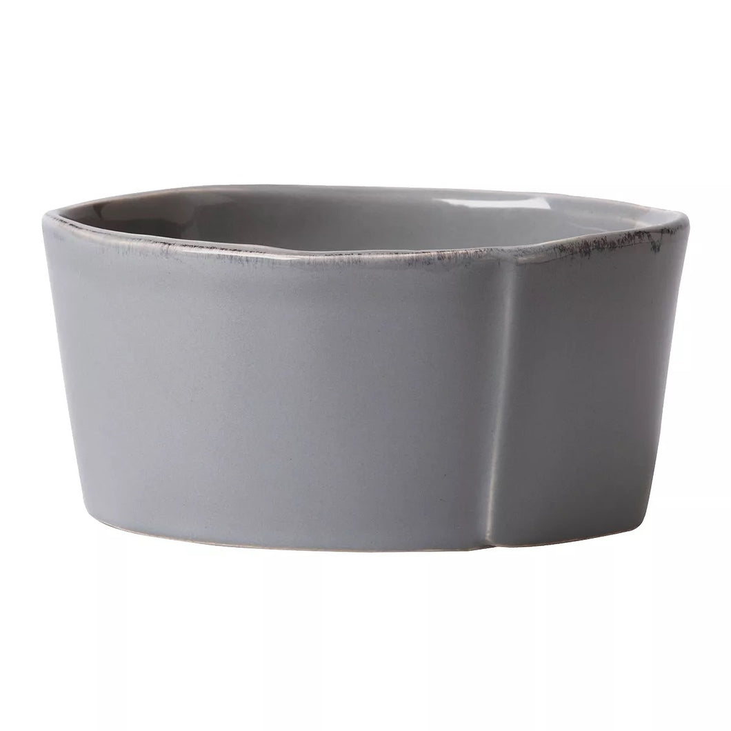 Vietri - Lastra Gray - Cereal Bowl