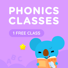 Load image into Gallery viewer, Free Class- Qkids Phonics