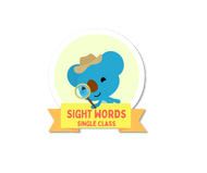 Single Class - Qkids Phonics Sight Words