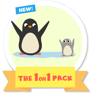 The 1 on 1 Pack (10 Phonics Lessons)