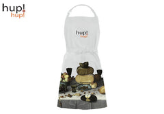 hup!hup! Art-inspired Apron - Still Life with Cheese |hup!hup! 藝術圍裙 - 靜物及起司
