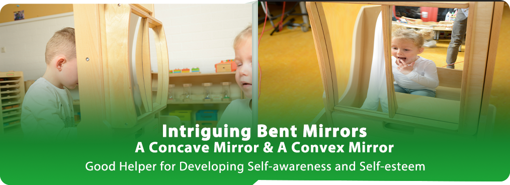 Intriguing Bent Mirrors