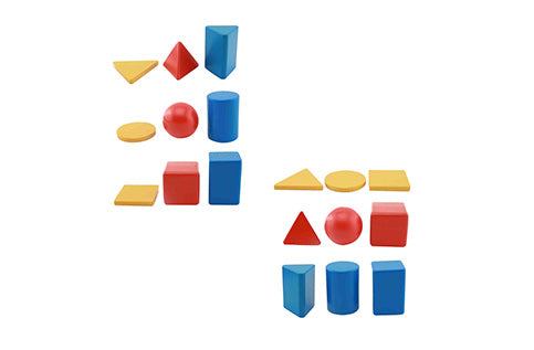 Color Grouping & Shape Grouping                  Creative Play & Learning