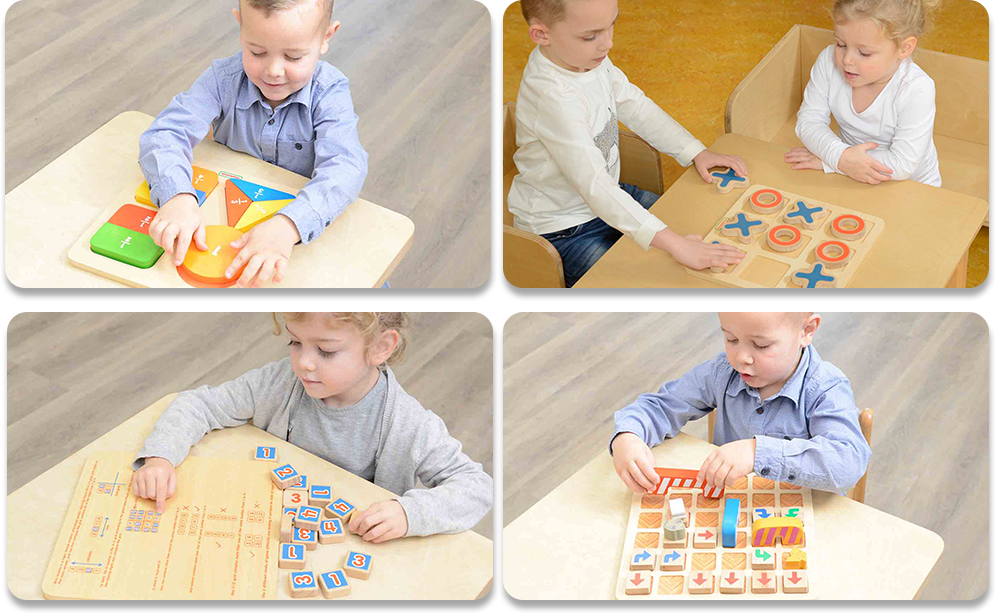 There are more logical skills handy learning boards. Please go to the specified pages for more product details