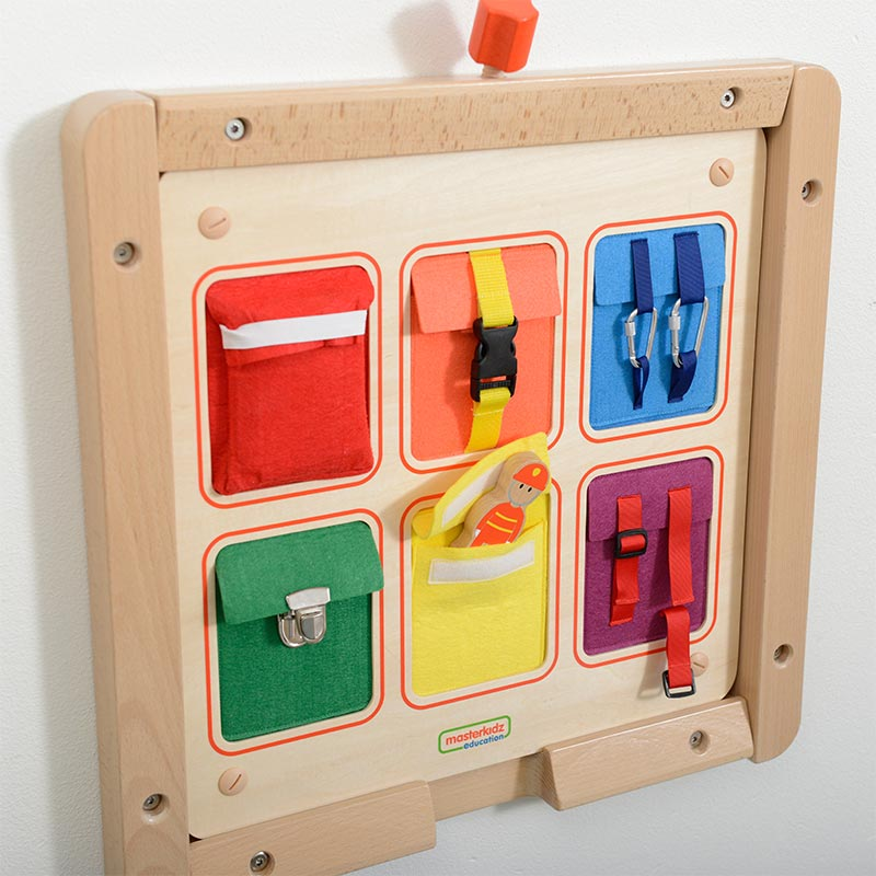 Wall Elements - Manual Dexterity Board I