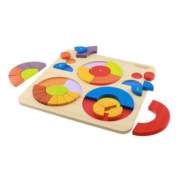 Creative Wooden Puzzle Blocks