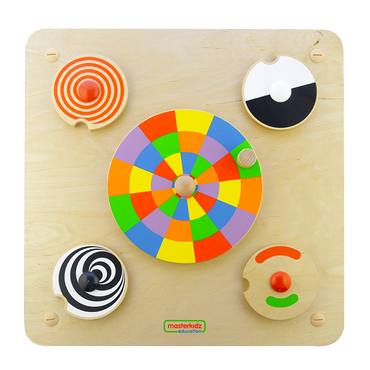 Spinning Wheels Board