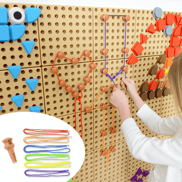 STEM WALL - Lacing Pegs and Accessories