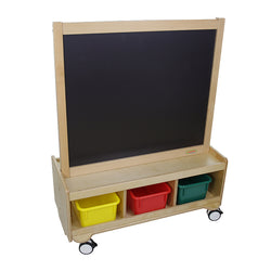 Mobile Activity Unit - 2-Sided Writing Board Art Toys