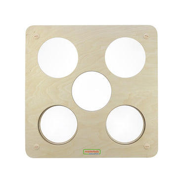 Fun Mirror Solid Wooden Board