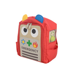 Backpack Emergency Center for Role Playing Realistic