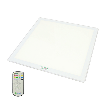 Square LED Light Panel (Colour Changing with Remote Control)-540L