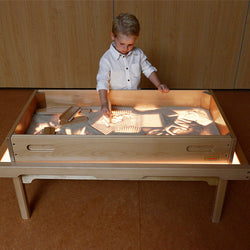 Rectangular  Sand Tray