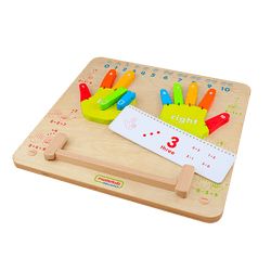 Fingers Counting Board