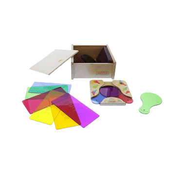 Color Discovery Kit - 26 Pieces Set