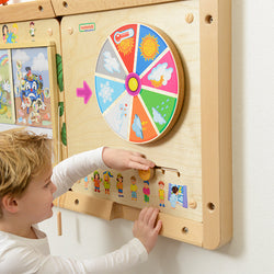 Today's Weather Board Preschool STEM Toys Educational