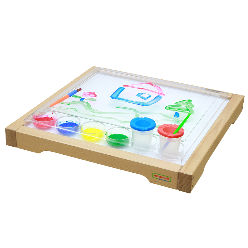 Square Painting Tray