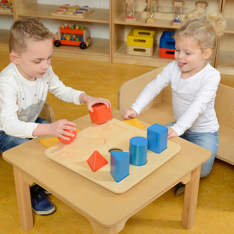 Shape Teaching Set