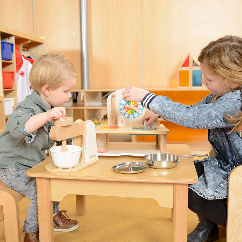My First Cooker Role Play Wooden Toys