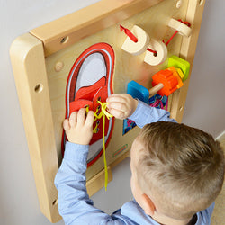 Manual Dexterity Board Ⅲ Play Teaching Aids | Materkidz