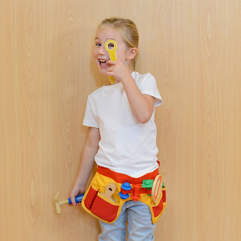 Carpenter Tool Belt Children's Role Playing Toys