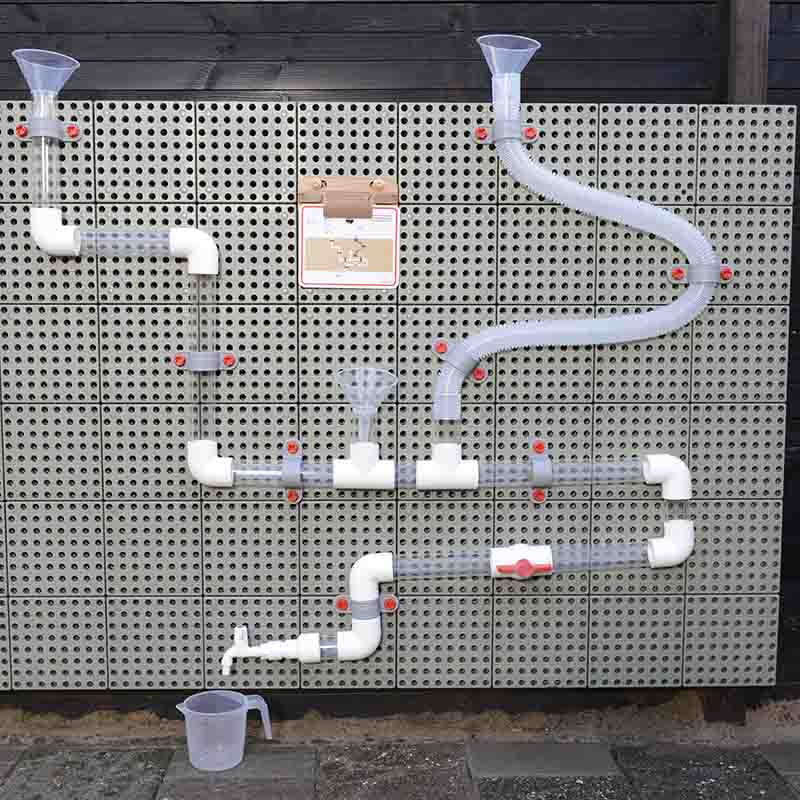 STEM WALL Outdoor Panel 1 Piece Set