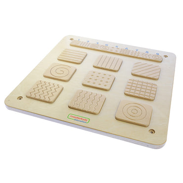 Wall Elements - Tactile Training Board (Board A)