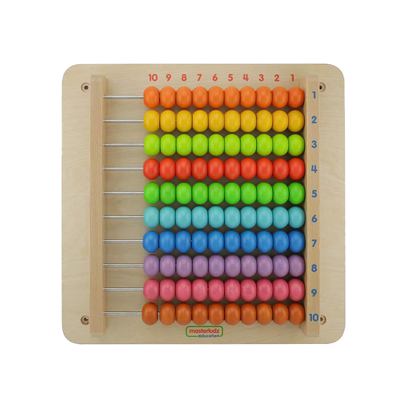 Wall Elements - 1-100 Counting Beads