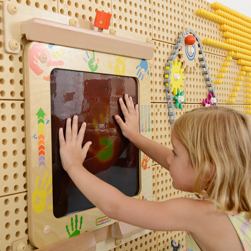 Wall Elements - Heat Sensitive Fun Board