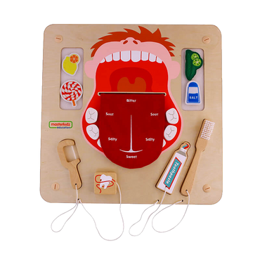 Oral Care Learning Board