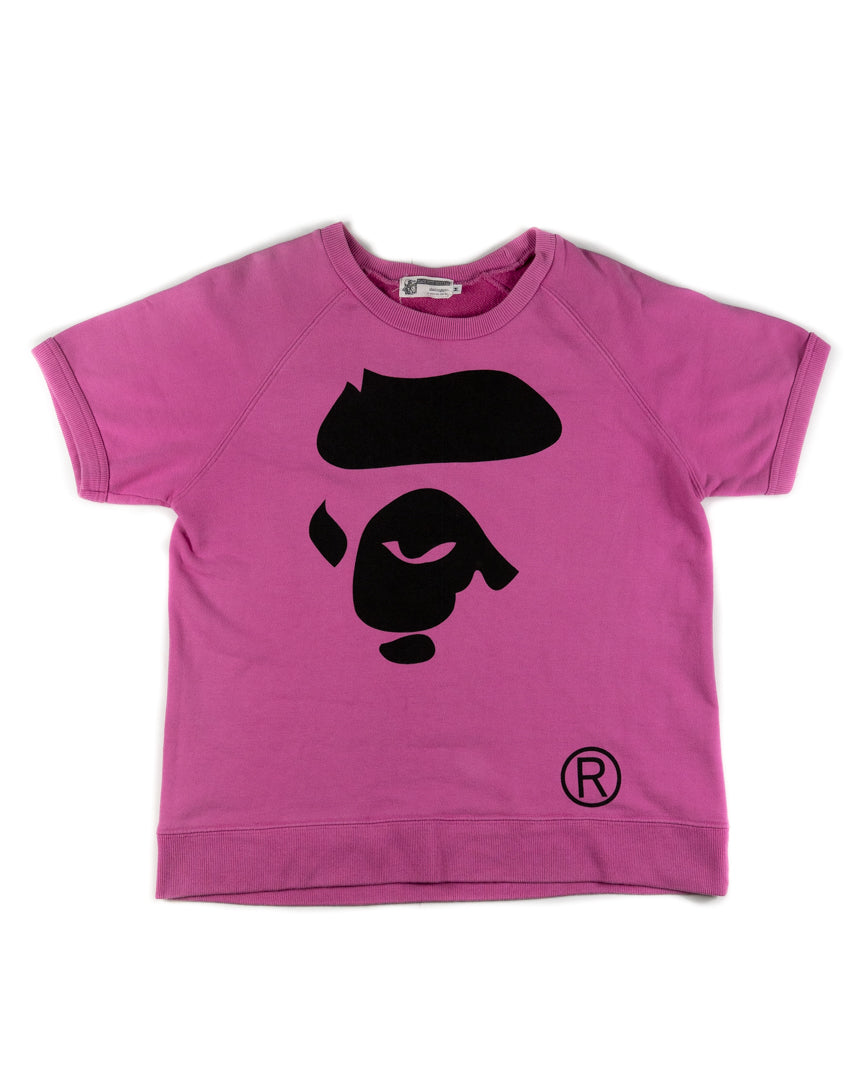 BAPE short sleeve crewneck