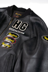 Hysteric Glamour Leather Jacket