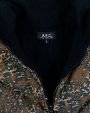 Load image into Gallery viewer, A.P.C Quarter Zip Jacket