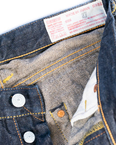 Evisu Painted Denim