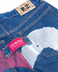 Evisu Cargo Denim