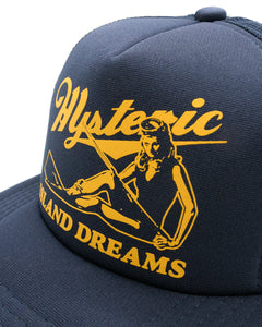 Hysteric Glamour Trucker Hat