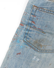 "Load image into Gallery viewer, Dior SS10 ""Wildcat"" Painters Denim"