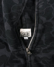 Load image into Gallery viewer, BAPE Camo Full-Zip Hoodie