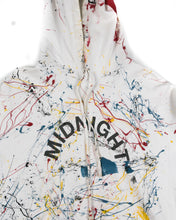 Load image into Gallery viewer, Midnight Studios Sample Painters Hoodie