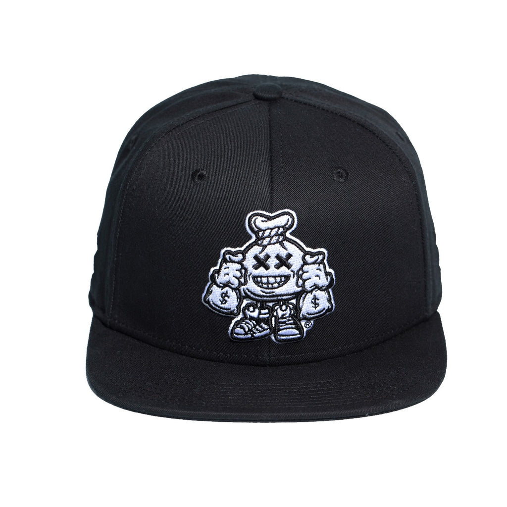 Mr. Moneybags Snapback black