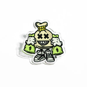Mr. Moneybags Pin