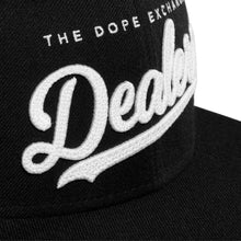 Load image into Gallery viewer, Dealers Classic Snapback black