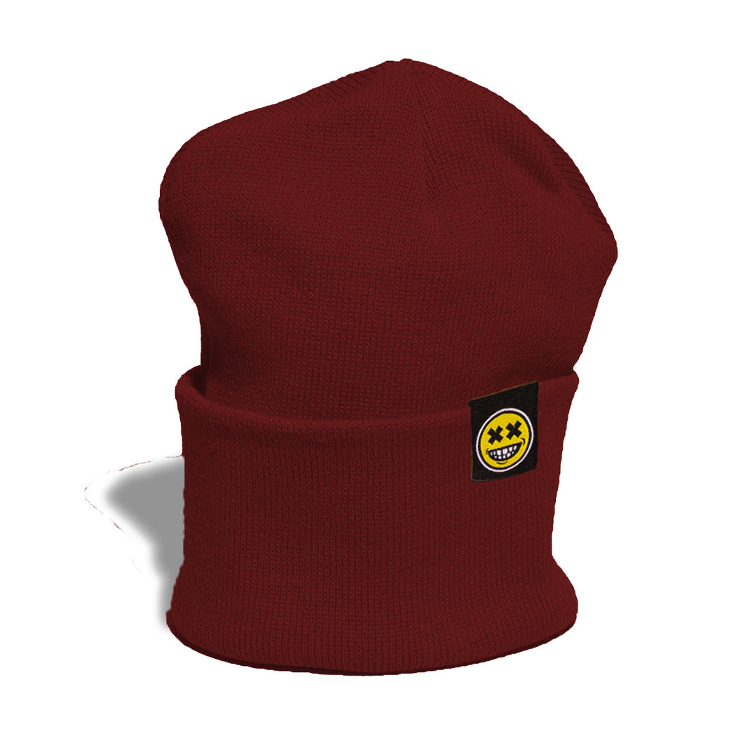 Err Day Beanie Burgundy