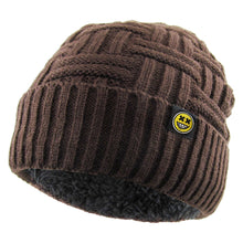 Load image into Gallery viewer, DXPE Sherpa BROWN Beanie