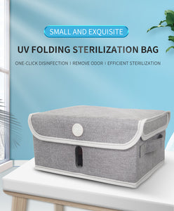 UV-C Sterilization Bag