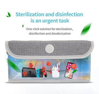 Tecknoxo Portable UV-C Sterilization Bag