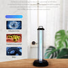 Tecknoxo Portable UV-C Germicidal lamp 38W With Remote Control Timer